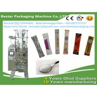Wholesale Automatic Grain Packaging Machine for Grain, Coffee, Sugar BSTV-160A from china suppliers