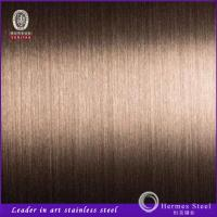 Wholesale China Foshan 1219*2438mm Stainless Steel Material For Brushed Stainless Steel Coffee Table from china suppliers