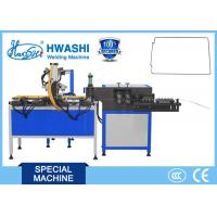 Wholesale Automatic Wire Bending and Butt Welding Machine with Automatic Unloading System from china suppliers