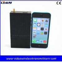 Wholesale HD COFDM Transmitter / 2 Way Audio Long Distance Video Transmitter for Public Security from china suppliers