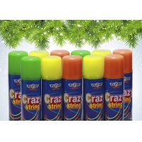 Wholesale Colorful Non Flammable EN71 Party String Spray from china suppliers