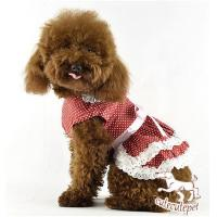 Wholesale Manufacture dog skirt, color spot, 5 colors at choice from china suppliers