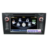 Wholesale Audi A6 S6 R56 1997 - 2004 Car Stereo GPS Navigation Headunit Multimedia System from china suppliers