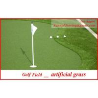 Buy cheap GOLF artificial grass ( synthetic turf - artificial lawn ) from wholesalers