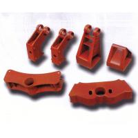 Wholesale Red brake part automobile casting parts carbon steel 42CrMo 8620 4145 from china suppliers