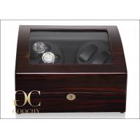 Wholesale Women / Wen Dual Automatic Watch Winder Box with Mabuchi Motors , Battery & Power plug from china suppliers