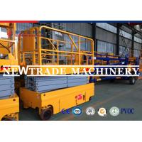 Wholesale Good After Service For Mobile Hydraulic Lifting Platform With ISO90001 / CE Certification from china suppliers