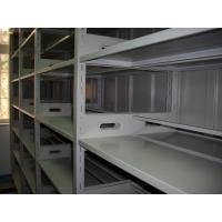 Wholesale Compact Steel Mobile Storage Systems , High Density Sliding Shelving Systems from china suppliers