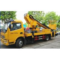 Wholesale 2017s bottom price 20m telescopic aerial working truck for sale, best price wholesale cheaper 20m from china suppliers