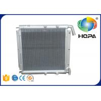 Wholesale White Excavator Engine Parts Aluminum CAT 307B Hydraulic Oil Cooler from china suppliers