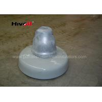 Wholesale 240KN Normal Type Porcelain Suspension Insulator Shock Resistance from china suppliers