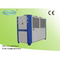 Wholesale 9.2~142.2 KW Industrial Air Cooled Water Chiller Galvanized Sheet Shell from china suppliers