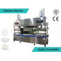 Wholesale Easy Operating Wood Fiber Paper Plate Manufacturing Machine Semi Automatic from china suppliers