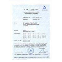Shenzhen DASSIS Electronic Company Limited Certifications