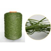Wholesale Dtex6000 Monofilament PP Curl Artificial Grass Yarn For Playground / Park from china suppliers