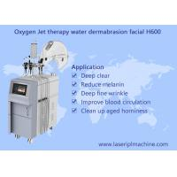 Buy cheap New Oxygen Jet peel Skin Care dermabrasion water oxygen beauty machine from wholesalers