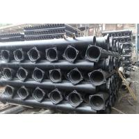 Wholesale High Strength Round Ductile Iron Sewer Pipe , DI Water Pipe BSEN545 / EN598 from china suppliers