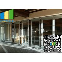 Wholesale Office Demountable 2.56 Inch Glass Partition Wall For Shopping Mall from china suppliers