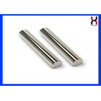 Wholesale Permanent Rare Earth Neodymium Magnetic Bar / Rod 12000GS 25 * 100MM Coating SS304 / 316 from china suppliers