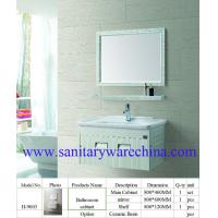 Wholesale Modern Alunimun bathroom cabinet / aluminum alloy bathroom cabinet/Mirror Cabinet /H-9603 from china suppliers