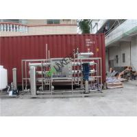 China 40ft Container RO Water Plant For Irrigation / Farming 10T Per Hour on sale