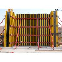 Wholesale H20 Timber Beam Wall Formwork Systems 6m Height Universal For Vertical Walls from china suppliers