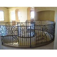 Buy cheap Wought railing for corridor from wholesalers