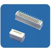 Wholesale 0.5mm pitch FFC/FPC Non Zif  connectors,straight angle from china suppliers