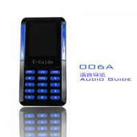 Quality 006A Mini Tour Guide Audio System 8 Languages Handheld Digital Audio Guides For Museums for sale