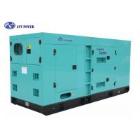 Wholesale Heavy Duty 180 kVA Cummins Quiet Diesel Generator For Continuous Power Generation from china suppliers