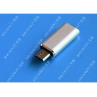 Wholesale USB 3.1 Type C Male to Micro USB Female Data Type C Micro USB 5 Pin High Speed from china suppliers