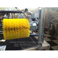 Wholesale 100W Nylon Body Cow Brush For Cow Cattle Brush , Hanging Type from china suppliers