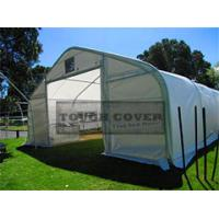 Wholesale 7.9m(26') wide, Portable Carport, Chinese Steel fabric Structures,Storage tent from china suppliers