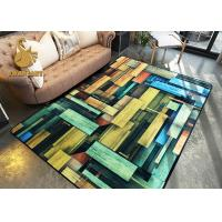 Quality Decorative Modern Floor Rugs For Dining Room / Living Room Swanlake for sale