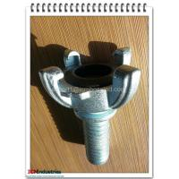 China US type claw coupling hose tail 4 claws on sale
