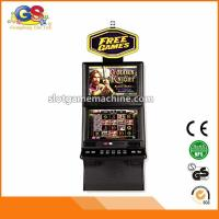 Wholesale Popular China Manufacture Multi Casino Slot Gambling Game Machine for Sale from china suppliers