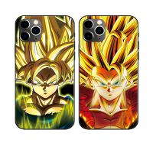 China Goku 3D Lenticular Flip Plastic Phone Case ,Lenticular Phone Case 3D Phone Case For Souvenir on sale