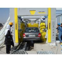 Wholesale Steel Tunnel Car Washing Machine , TEPO-AUTO Automatic Car Washer from china suppliers