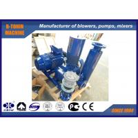 Wholesale Pipe Cleaning Roots Air Blower , DN125 positive displacement blower aeration fan from china suppliers