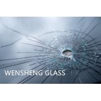 Wholesale 20-24mm Bullet Resistant Glass Flat Safety Laminated Glass from china suppliers
