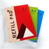 Wholesale A4 Writing Pad 80 Sheets for Student from china suppliers