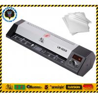 Wholesale Hot / Cold Laminating Desktop Laminator Machine Laminating Width 460mm For A2 A3 A4 size from china suppliers