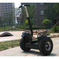 Wholesale Smart 19 Inch All Terrain Hoverboard Car , Handle Drift 2 Wheel Electric Standing Scooter from china suppliers