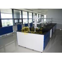 Wholesale Durability laboratory worktops with black color , epoxy lab countertops from china suppliers