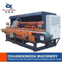 Wholesale Automatic marble tiles edge polishing machine for stair step skirting tiles from china suppliers