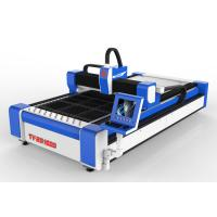 Quality IPG / Raycus CNC Fiber Laser Cutting Machine Laser Sheet Metal Cutter TY-3015DD for sale