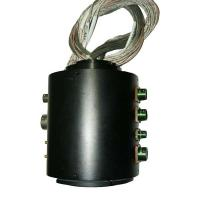 Wholesale High Speed 46 Circuits Through Bore Slip Ring For Engineering Machine , Stable Transmission from china suppliers