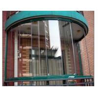 Wholesale 3mm - 19mm Decorative Architectural Curved Tempered Glass For Sightseeing Elevators from china suppliers