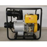 Wholesale 150mm Diameter Diesel 6 Inch Water Pump KA192F 40 S / 4M Self Priming Time from china suppliers
