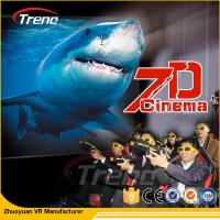 Wholesale High Resolution Gun Shooting 7D Cinema Simulator For Shopping Mall from china suppliers